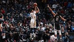 Anthony Davis'ten 44 sayı, 17 ribaunt!