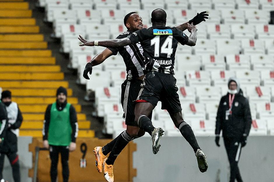 Beşiktaş galibiyet serisini 5 maça çıkardı | NTVSpor.net
