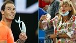 Nadal'a maç sırasında hakaret!