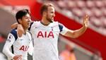 Southampton 2-5 Tottenham (Maç sonucu)
