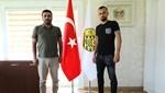 İlhan Parlak, Ankaragücü'nden ayrıldı