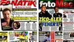 Sporun Manşetleri (1 Nisan 2020)
