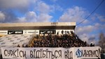 Dinamo Kiev taraftarından Lucescu'ya protesto