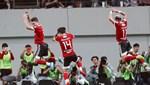 Salgında futbola ilk dönen ülke