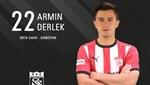 Sivasspor, Armin Derlek'i NK Aluminj'e kiraladı