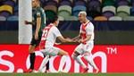 Sporting: 1 - Ajax: 5 | Maç sonucu