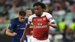 Alex Iwobi, Everton'dan Arsenal'a transfer oldu