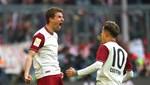 Bayern Münih ikinci yarıda sonuca gitti