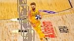 NBA All-Star Yetenek Yarışması'nda şampiyon Domantas Sabonis