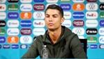 Ronaldo'dan çok konuşulan hareket!