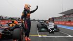 F1 Fransa Grand Prix'sinde pole pozisyonu Verstappen'in