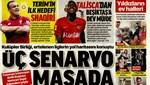 Sporun manşetleri (21 Mart 2020)