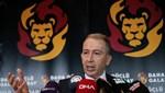 """""""Galatasaray'a dahili ve harici zarar verebilecek her türlü duruma karşı hazırız ve buradayız"""""""