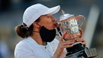 Kadınlar tenisinin yükselen yıldızı Iga Swiatek