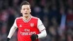 FA Cup finali öncesi Mesut Özil'e Türkiye izni