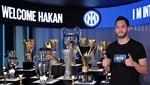 """Inter'e imza atan Hakan Çalhanoğlu'nun ilk sözleri: """"Çalışmak bu işin sırrı"""""""