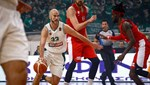 Olimpiakos, Panathinaikos maçının 2. yarısına çıkmadı