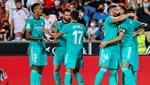 Valencia 1-2 Real Madrid (Maç Sonucu)