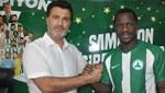 Giresunspor, Adana Demirspor'dan Traore'yi aldı
