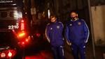 Boca Juniorslı futbolcular polisle çatıştı