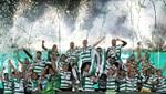 Sporting 19 yıl sonra şampiyon