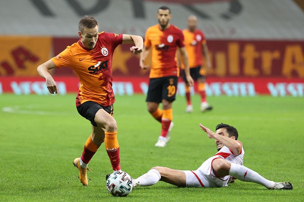 Galatasaray'da 12 futbolcunun sözleşmesi sona eriyor  - 6. Foto
