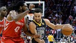 Golden State Warriors'a Houston Rockets freni