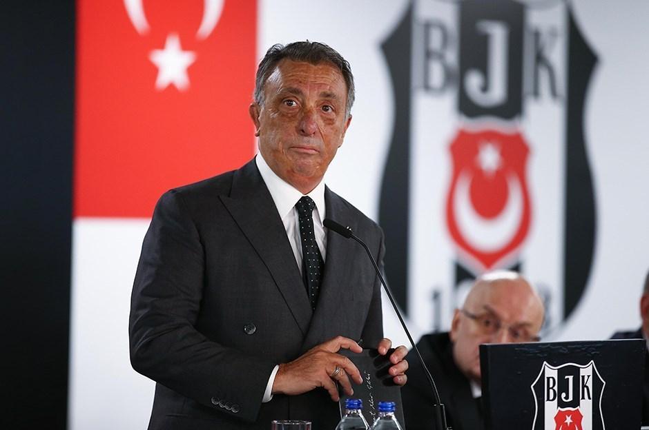 Ahmet Nur Çebi İstifa Etti. Beşiktaş Haberleri