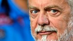 Napoli Başkanı Aurelio De Laurentiis corona virüse yakalandı