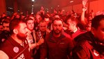 Galatasaray'a taraftar morali