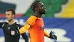 Galatasaray haberleri: Diagne hücumda el freni görevi yapıyor