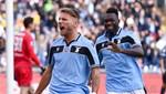 Giro Immobile Lazio'yu sırtlamaya devam ediyor