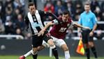 Newcastle United 0-0 Burnley