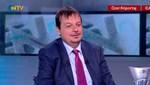 Ergin Ataman, NTV'ye konuk oldu