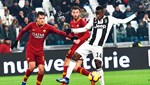 Juventus, Roma'yı tek golle devirdi