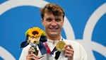 Robert Finke'den 1500 metre serbestte altın madalya