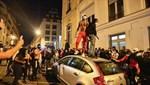 PSG-Bayern Münih finali sonrası Paris'te olaylar çıktı
