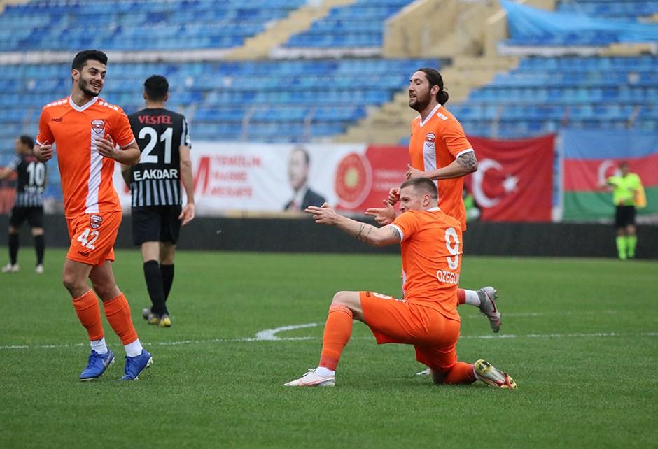 Adanaspor 5-2 Eskişehirspor (Maç Sonucu) | NTVSpor.net