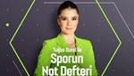 Sporun Not Defteri (26 Ocak 2021)