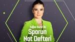 Sporun Not Defteri (19 Ocak 2021)