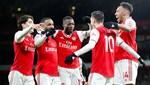 Arsenal 4-0 Newcastle United | Maç sonucu