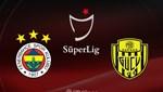 Fenerbahçe-Ankaragücü (Canlı Anlatım)
