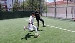 Yozgatlı çocuklar Bakan Kasapoğlu'nu maça davet etti