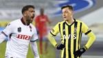 Süper Lig'de zirve mücadelesi... Trabzonspor mu, Fenerbahçe mi?