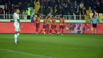 Evkur Yeni Malatya, Göztepe'yi tek golle geçti