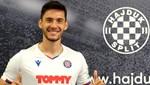 Hajduk Split, Umut Nayir'i açıkladı