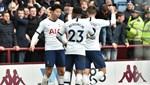 Aston Villa: 2 - Tottenham Hotspur: 3 | Maç sonucu