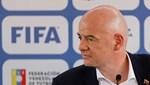 FIFA Başkanı Gianni Infantino yeni Dünya Kupası için geri adım atmıyor