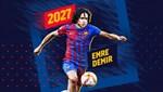Emre Demir'e Johan Cruyff benzetmesi