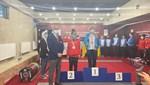 Görme engelli haltercilerden 2'si altın 10 madalya kazandı
